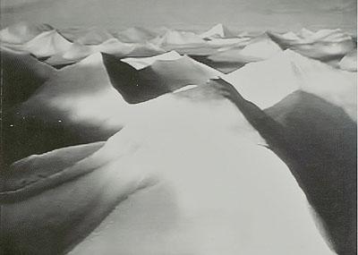 Olaf Unverzart, aus der Serie wish you were here, 2009, Barytbazug vom Polaroid, Auflage 9+1, 16 x 22 cm