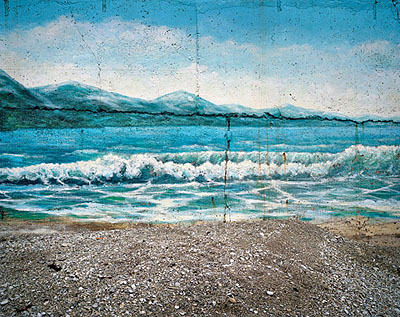 "Rafal Milach, Gliwice (PL) ""Black Sea of Concrete – Das Schwarze Meer aus Beton"""