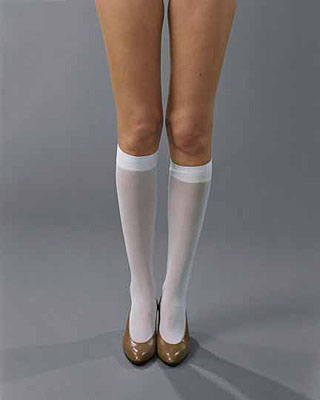Josephine Meckseper, Blow Up (Michelli, Knee Highs), 2006Courtesy of the artist, New YorkElizabeth Dee, New York, Galerie Reinhard Hauff, Stuttgartand VG Bild-Kunst, Bonn