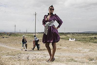 Vuyo, Khayelitsha © Araminta de Clermont