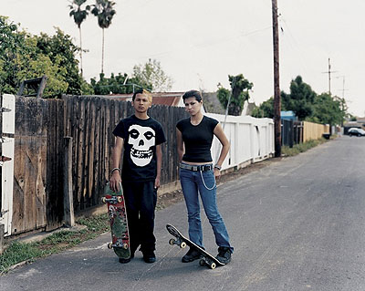 © Richard Renaldi Aaron and Linda, Fresno, CA 2003