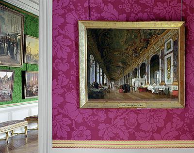 ROBERT POLIDORILa Galerie des Glaces transformée en ambulance by Victor Buchereau, 1871 Salles du XIX, Attique du Nord Aile du Nord - Attique Chateau de Versailles, 2006