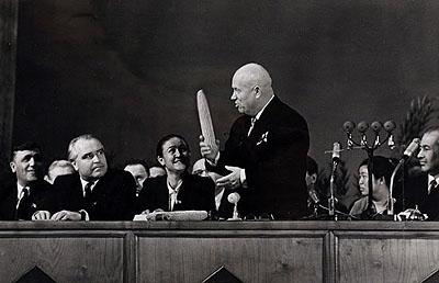 Khrushchev's Dilemma, Tashkent, 1961
