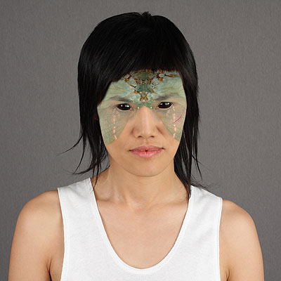 Owen Leong, Chi, 2009Pigment print on archival cotton paper70x70cmedition of 5