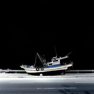 Juliane Eirich, Ship, Korea Diary, 2007/08