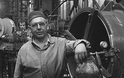 Dieter Demme, Schweißer, 1980