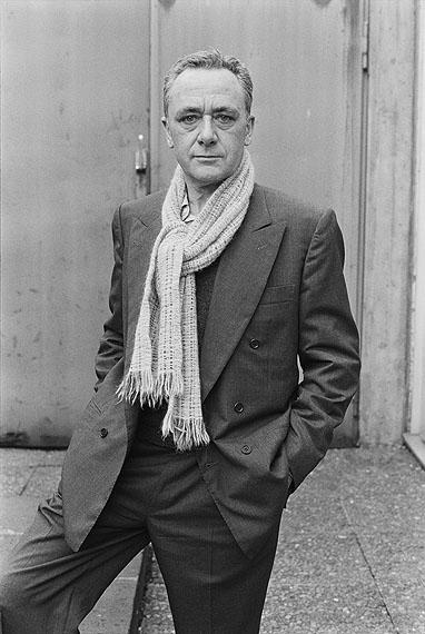 Gerhard Richter, Bonn 1987© Alice Springs