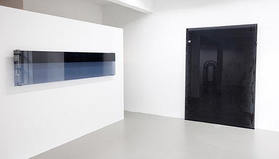 Installationsansicht Trutwin: links: