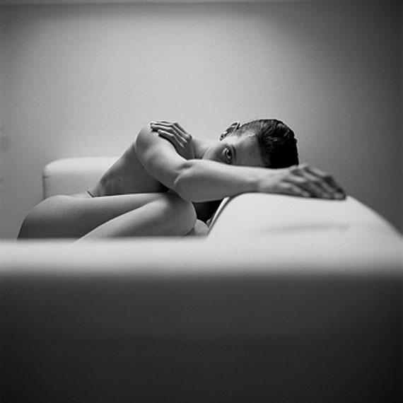 Jana Ilkova. Untitled (Body), 2006; 50x50cm photography on baryt paper, edition of 15