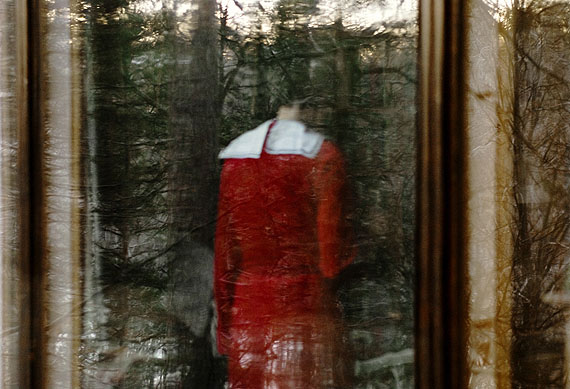 Anni Leppälä: Window (forest) 2009