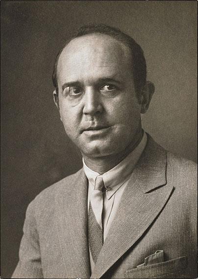 August Sander.