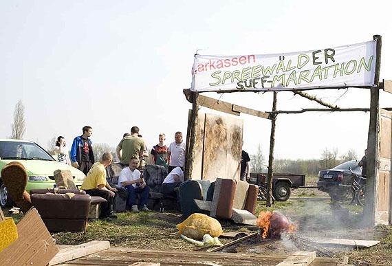 Klaus Muenzner - 15-04-09 Suff Marathon
