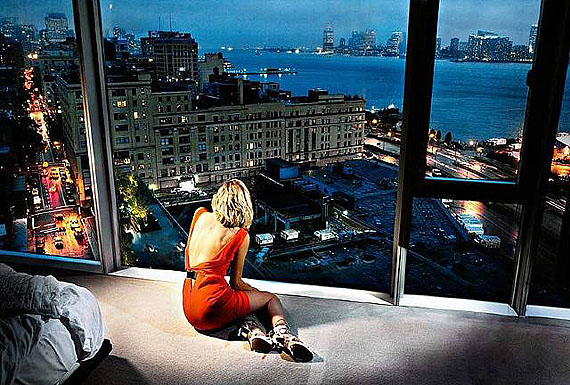 David Drebin, The Girl in the Orange Dress, 2009