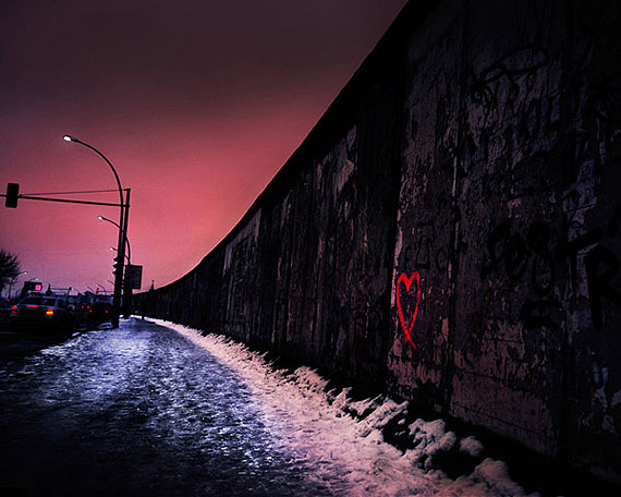 David Drebin, The Wall, 2009