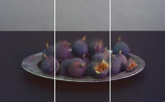 Michael Wesely, Still life (2.10. - 21.10.2009), 2010, courtesy Nusser & Baumgart, © Michael Wesely, VG-Bild-Kunst