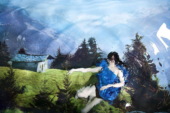 Susanna Majuri: Hyperballad, 2010, C-print, Diasec, 90 x 135 cm