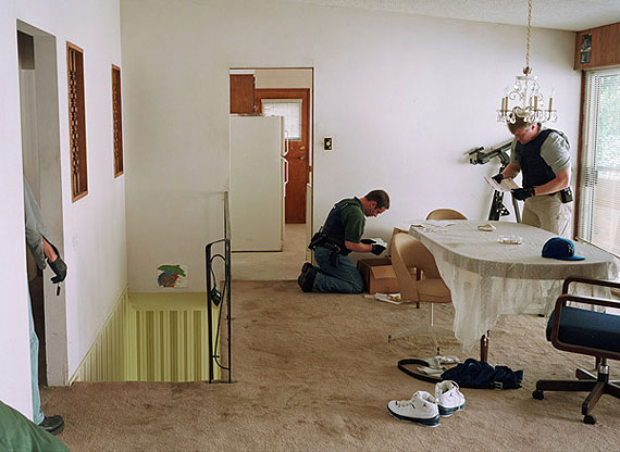 Search of premises2009Light Jet Print192 x 263 cm© Jeff Wall