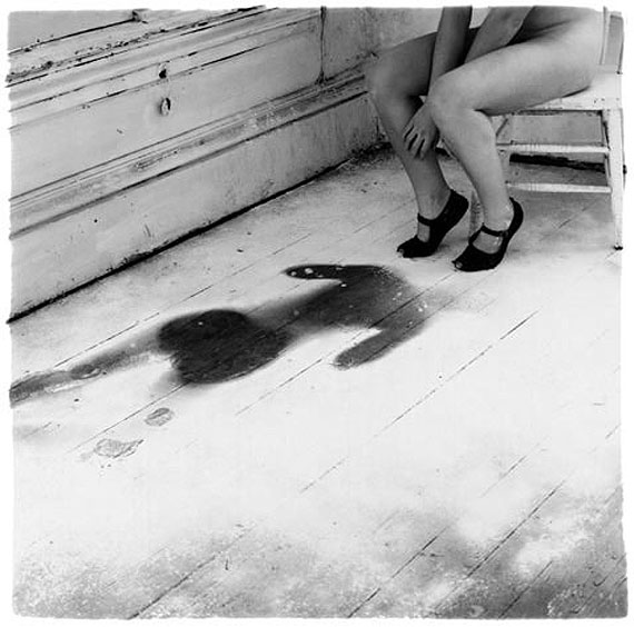 Francesca Woodman, Untitled, Providence, Rhode Island, autunno 1976