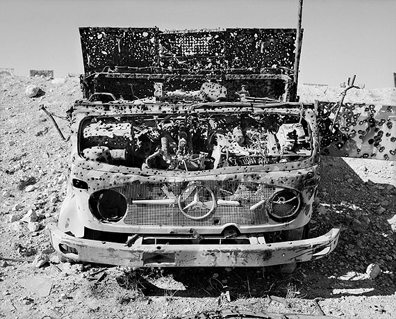 © Gilad Ophir, 'Shooting Target', from the 'Necropolis