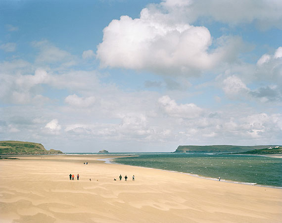 Simon Roberts Camel -Estuary, Padstow, Cornwall, 27th September 2007
