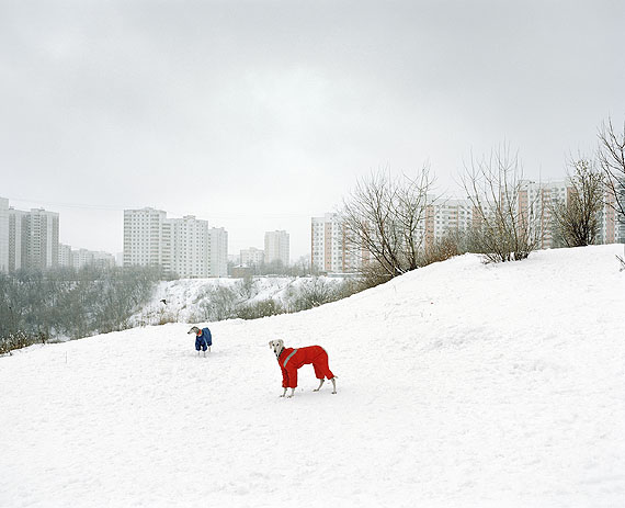 Southern Tuchino, Moscow, 2009 © Alexander Gronsky