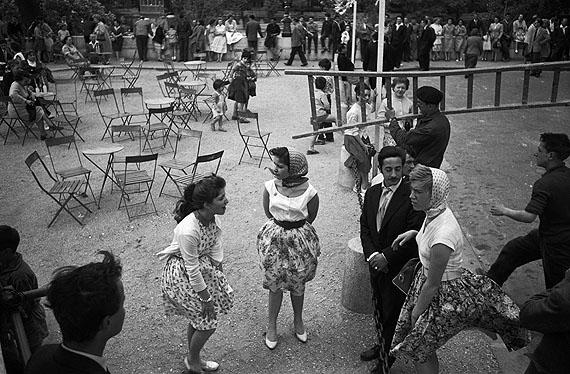 Quatorze Juillet, Paris, 1958 © Johan van der Keuken