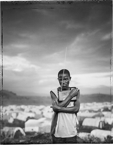 Prized Possession, DRC, 2008 © Jim Goldberg/ Magnum Photos