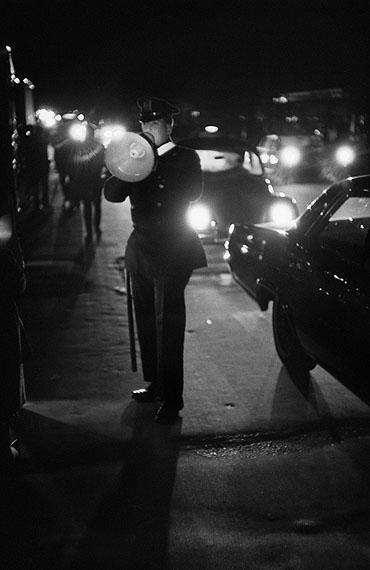© René Burri, New York, 9 Novembre 1965, © René Burri / Magnum Photos.