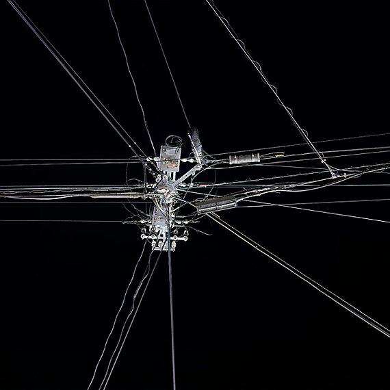 Poles 45, 2010, Inkjetprint, 100 x 100 cm