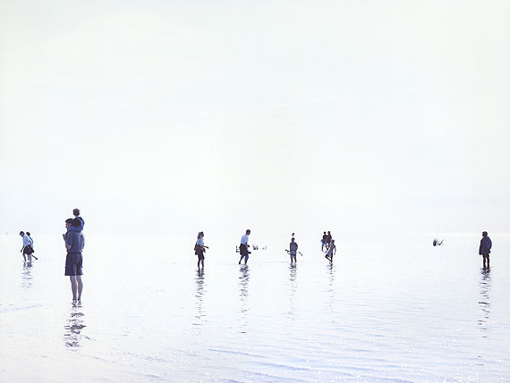 Am Ufer/At the Shore, Serie Seascapes, 2002