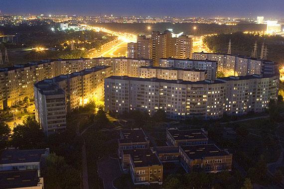 Minsk, 30. Juni 2007© Andrei Liankevich / Anzenberger
