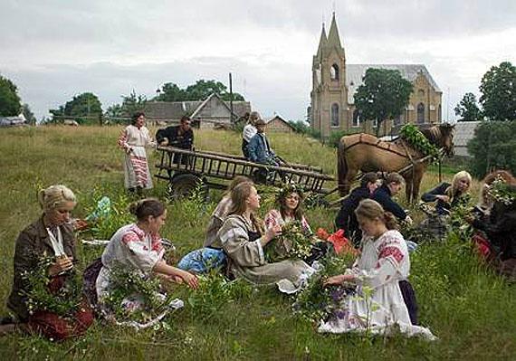 Rakov, Midsummer festival, 23. Juni 2007 © Andrei Liankevich / Anzenberger