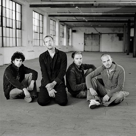 © Olaf Heine, Coldplay, London, 2003