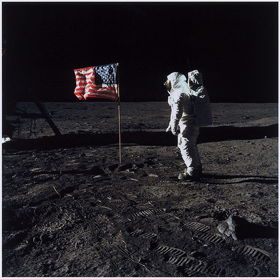 NASA, Buzz Aldrin on the Moon, July 20, 1969 © NASA, Washington, DR