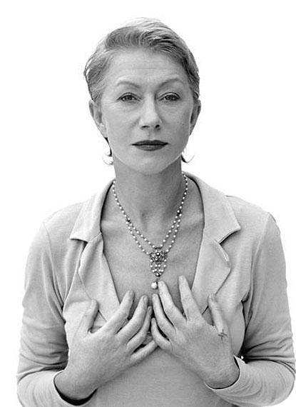 Helen, 1998, Silver gelatin print, 30 x 40