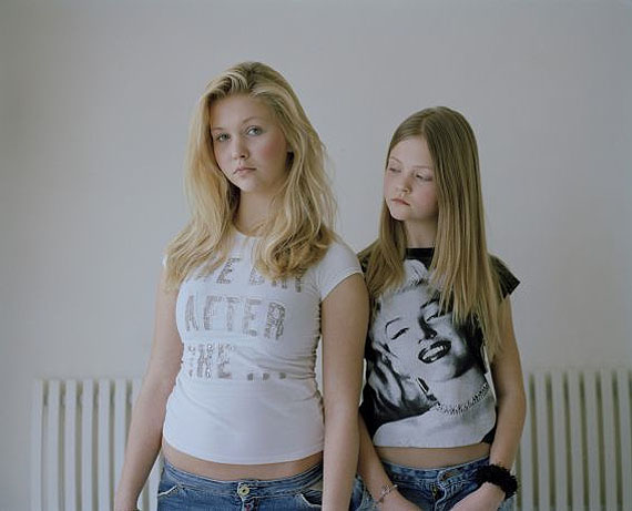 Stephanie and Julia, © Sarah Mei Herman