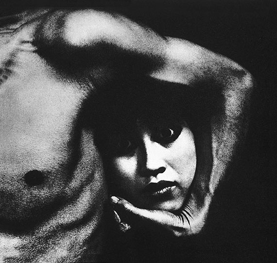 Man and Woman #20, 1960 © Eikoh Hosoe