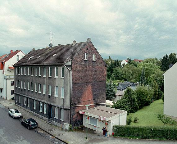 Bonnekampstraße 2007 aus der Serie Nord © Elmar Haardt