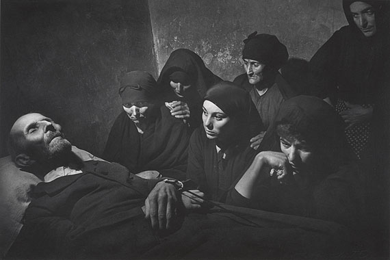 Juan Larra, Spanish Village, 1950 © The Heirs of W. Eugene Smith, courtesy Black Star