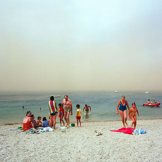 Mark KimberSea Fogseries: Yorke Peninsula, South Australia, 1982pigment print40 x 40cmedition of 6