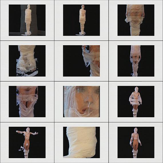 Toot, video, 2001 © Cui Xiuwen
