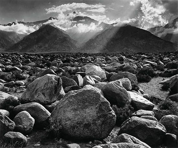 Lot 123: Ansel Adams,