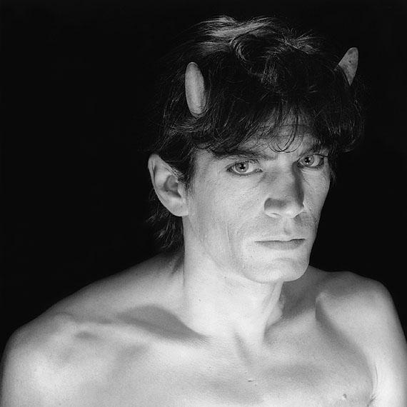 Self-Portrait, 1985© Robert Mapplethorpe Foundation