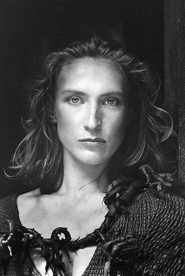Sibylle Bergemann. Gabi Domnik, 1988. 37,8 x 25,5 cm. Inv.-Nr. 004953. Sammlung F. C. Gundlach, Haus der Photographie.