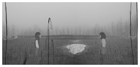 Existential Emptiness No. 18, 2009, C print, 96 x 200 cm, Edition of 6