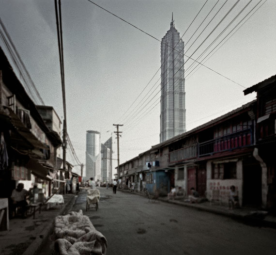 Tim Griffith | Babel Town | Jinmao