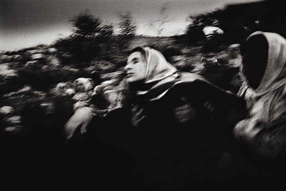 Mother of a child killed during an IDF's incursion into Jenin, Palestine, 2002 © Paolo Pellegrin/Magnum Photos/Contrasto