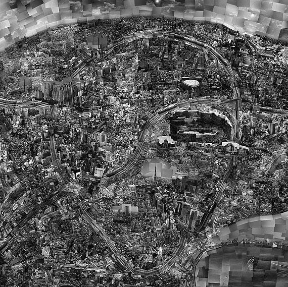 Diorama Map Tokyo 2010© Sohei Nishino courtesy Michael Hoppen Contemporary/EMON PHOTO GALLERY