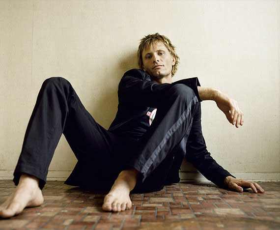 Jake Chessum: Viggo Mortensen, Los Angeles, 2002. © Jake Chessum