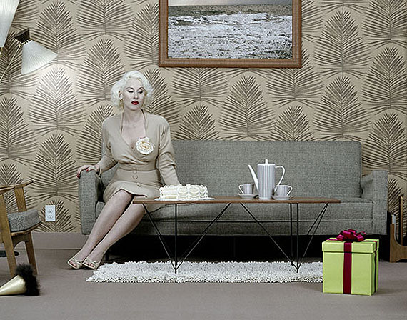 ©Christian Tagliavini - Cromofobia, Birthday - 200785x67cm (33.5x26.4inch) and 140X110 (63x50.4) -  Laserchrome® print. Edition of 15